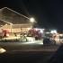 Brandeinsatz Grenzlandmilchhof