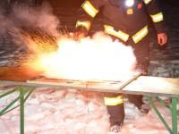 Monatsübung: Gefahren von Pyrotechnik