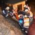 Einsatzübung: Verkehrsunfall mit eingeklemmten Personen