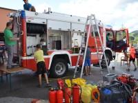 Reinigungstag im Feuerwehrhaus