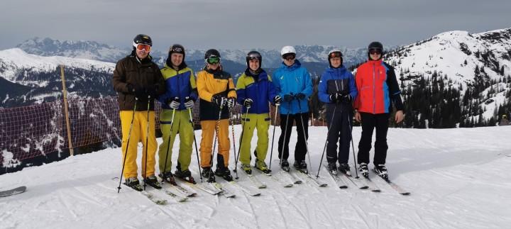 Ski-Tag in Flachau-Winkl