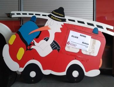 für Feuerwehrnachwuchs wird laufend gesorgt